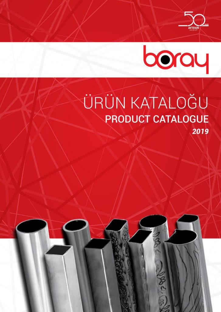 boru profil katalogu 2019